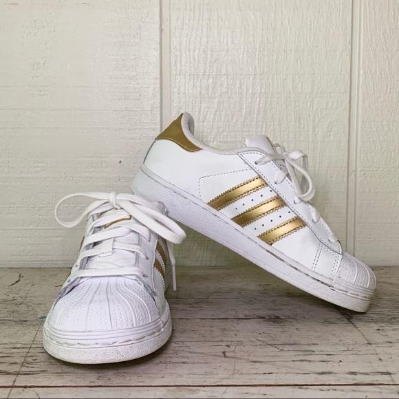 adidas superstar size 1